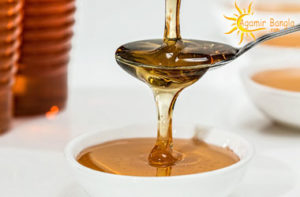 honey is useful to get rid of acne